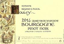 Bouley Bourgogne Label