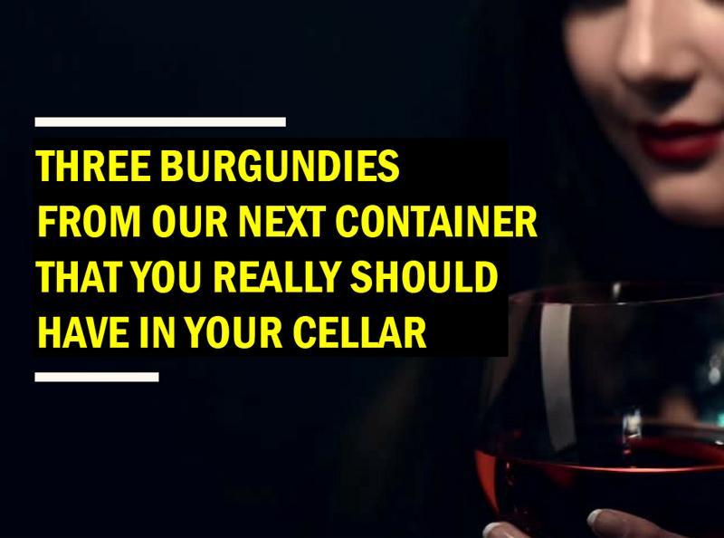 3 Burgundies Cellar Header