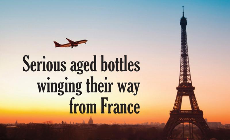 Serious Aged Bottles Header