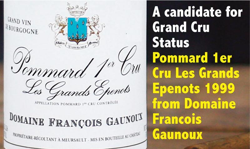 Gaunoux Francois Grands Epenots 1999 Header