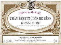 Seguin-manuel Beze label