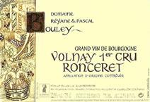Bouley Ronceret Label NV