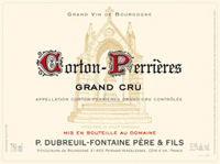 Dubreuil-Fontaine Perrieres Label
