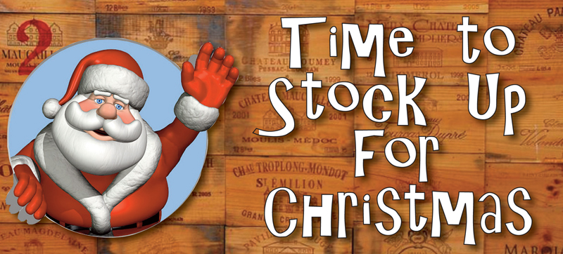 Christmas Stock Up