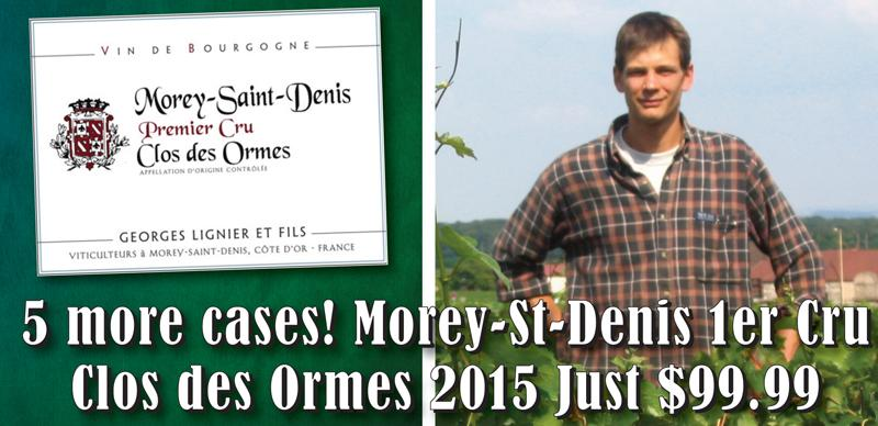 LIgnier Ormes 2015 5 Cases Header
