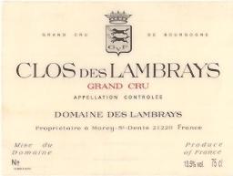 Lambrays Label