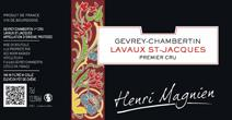 Magnien Lavaux NV label