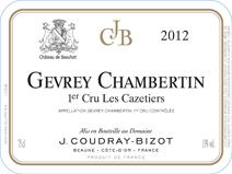 Coudray-Bizot Cazetiers label