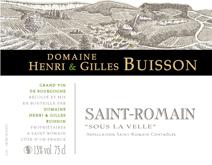 Buisson Sous la Velle label