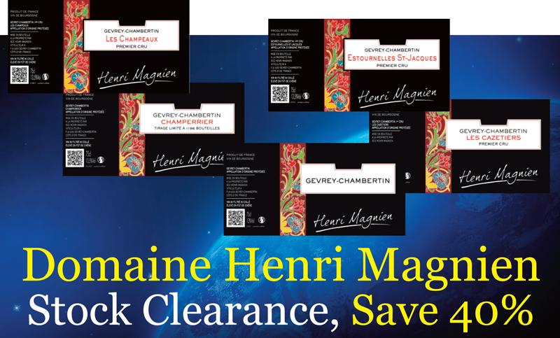 Magnien Clearance Header 2