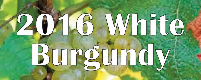 2016 White Burgundy Header