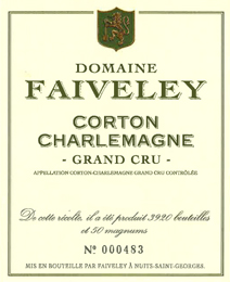 Faiveley C-C Label