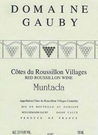Gauby Muntada Label