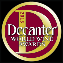 Decanter Wine Awards 2013