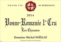 Noellat Chaumes Label