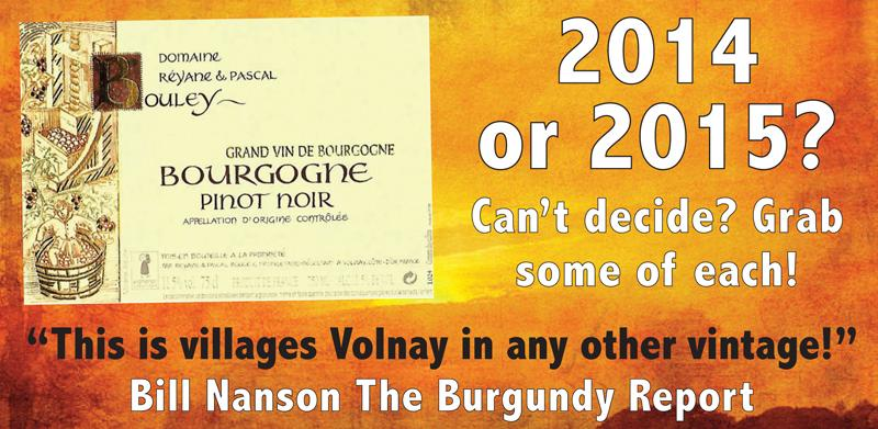 Bouley 2014_2015 Bourgogne Header