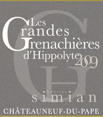 Simian Grenachieres 2009