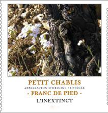Poitout Inextinct Label