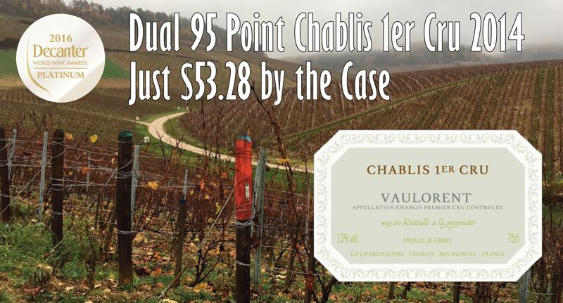 Chablisienne Vaulorent 2014 Header