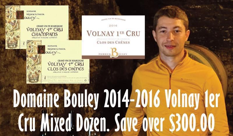 Bouley 2014-2016 Dozen Header