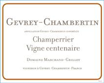 Marchand-Grillot Champerrier label