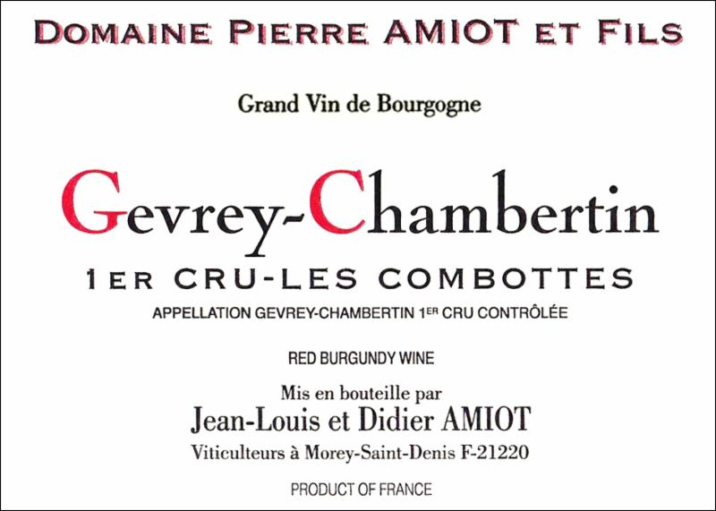 Amiot Pierre Combottes