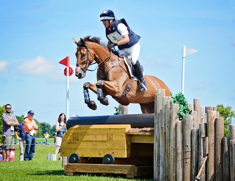 Phillip Dutton _USA_ and the Irish Sport Horse Fernhill Fugitive
