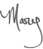 Mary_s signature