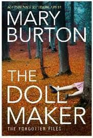 Cover of Mary Burton_s The DOLLMAKER