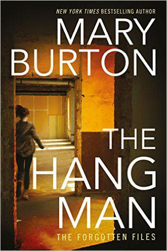 Mary Burton_s THE HANGMAN cover with clickable link