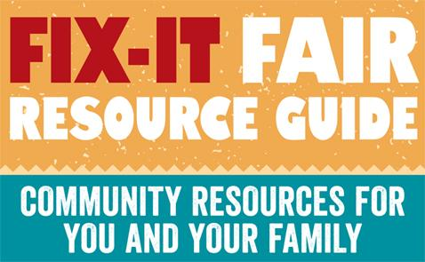 Fix-It Fair Resoiurce Guide