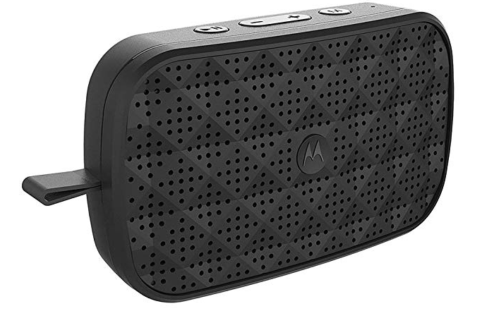 MOTOROLA SONIC PLAY BLUETOOTH SPEAKERS