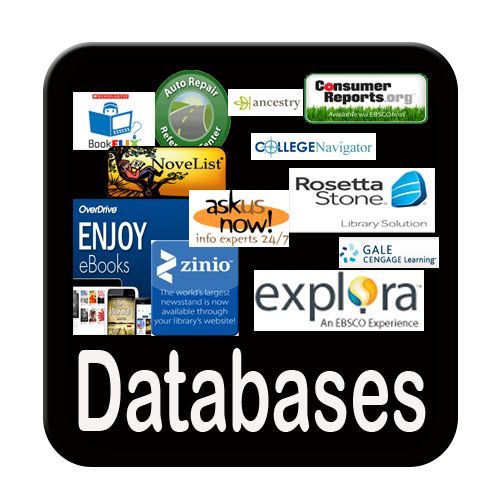 Databases icon