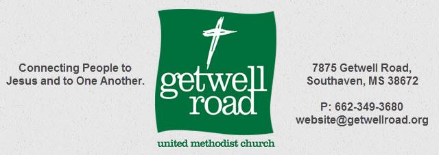 Getwell Road Logo