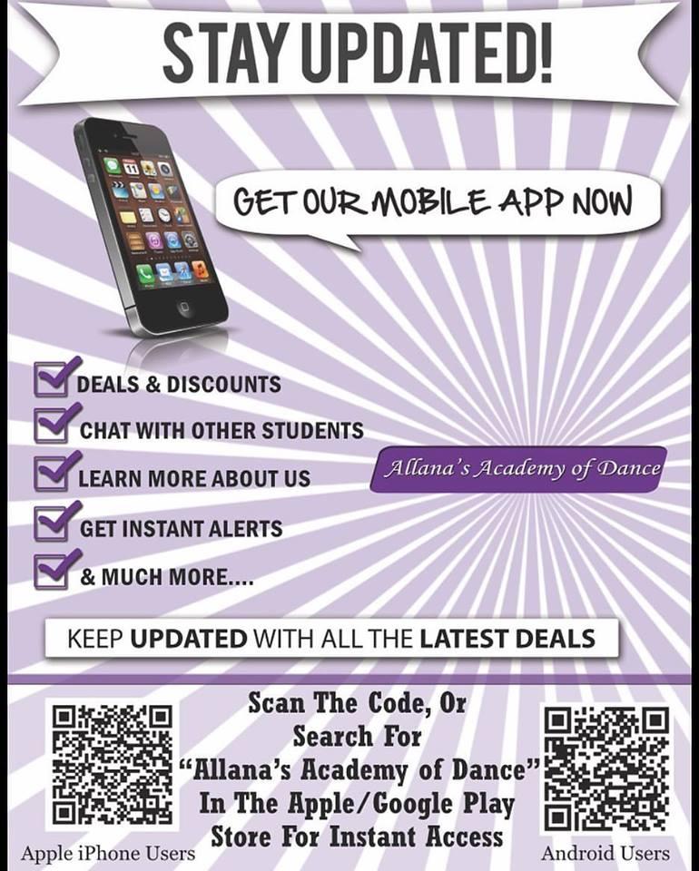 Phone App Poster