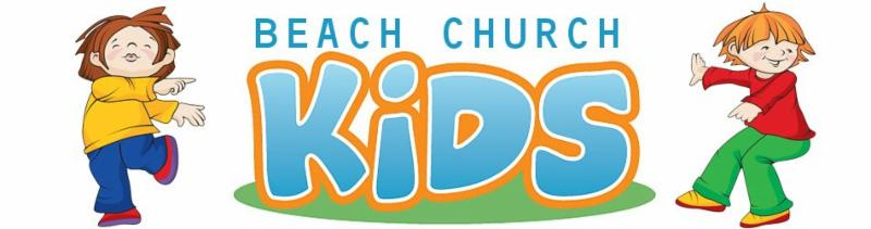 BEACHCHURCHKIDS sunday school