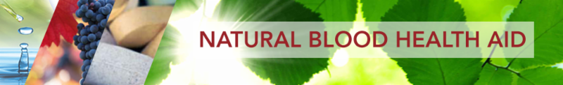 Natural Blood Health Aid� -  the leading supplement for maintaining healthy blood sugar, cholesterol and triglyceride levels