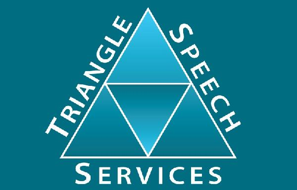 Triangle Speech Services Logo 600 dpi