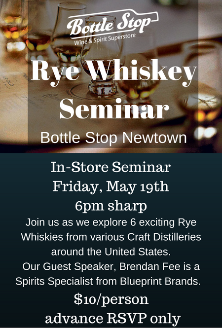 Last chance rye whiskey seminar in store limited seatingtix last chance rye whiskey seminar in store limited seatingtix available now malvernweather Gallery