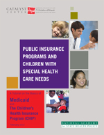 Medicaid and CHIP tutorial cover.