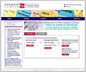 Catalyst Center state data pages chartbook,