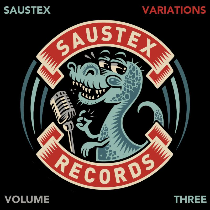 Saustex Variations Volum Three Cover Art