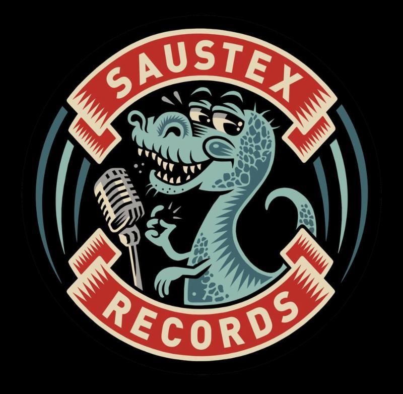 SAUSTEX RECORDS LOGO