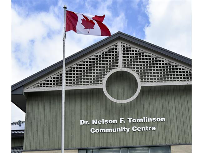 Dr. Nelson F. Tomlinson Community Centre
