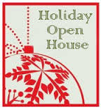 Holiday Open House December 10th