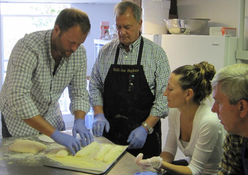 Bread Baking Class with Bill Reichman