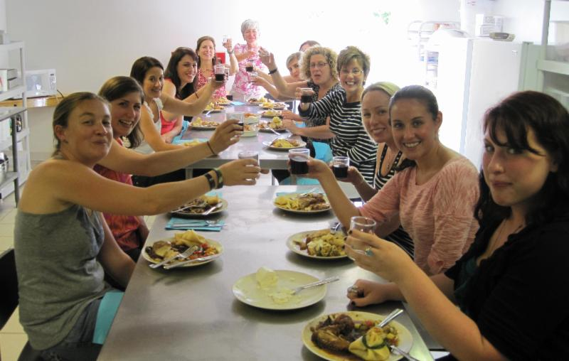 Newport Cooks Bachelorette Cooking Class
