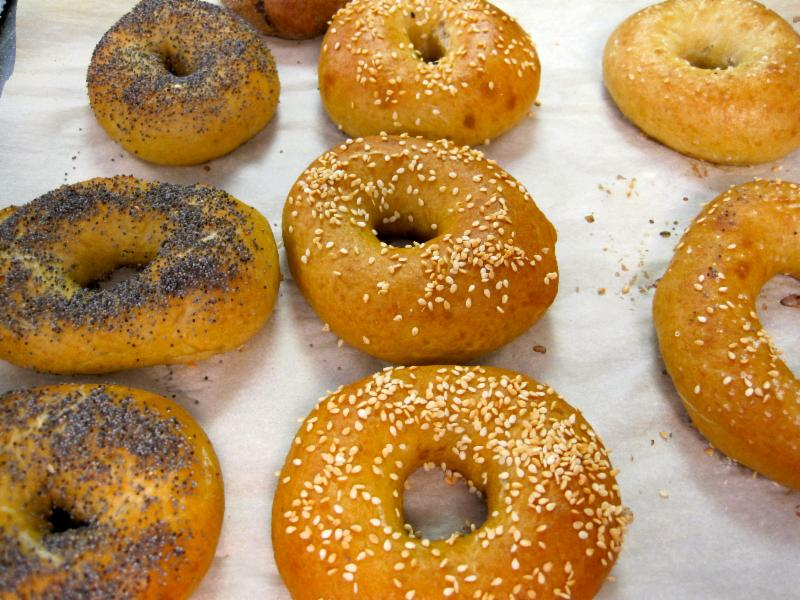 Bagel Making Class with Bill Reichman