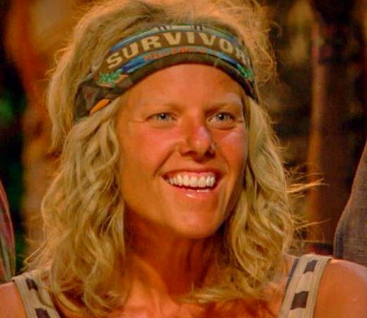Sunday Burquest on Survivor