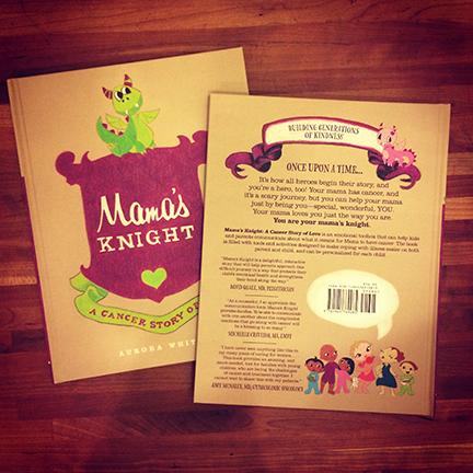 Mama_s Knight book cover